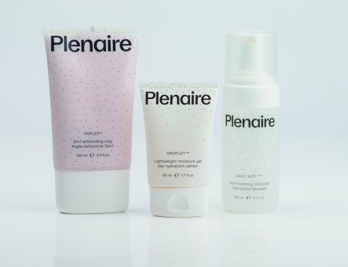 Plenaire – in mould labelled PP tubes and foam pump bottle